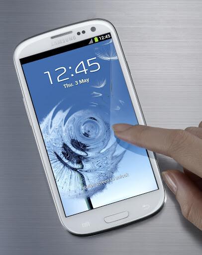 Samsung Galaxy S III images