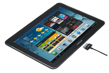 Galaxy Tab 2 10.1 available for pre-order