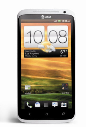 Some have already received the AT&T HTC One X