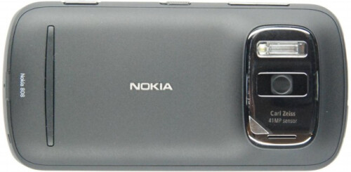 Images of the Nokia 808 PureView