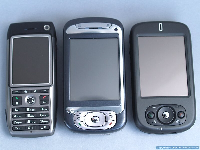 HTC Hermes - the successor of the MDA/8125/Wizard