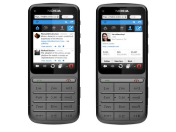 Twitter's mobile site is now optimized for featurephones