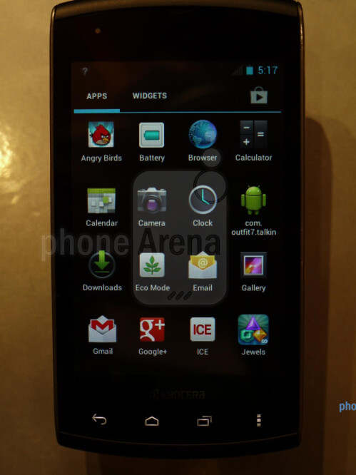 Kyocera+Rise+hands-on