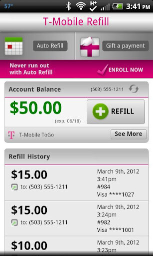 T Mobile 39 S Prepaid Customers With Android Phones Get The