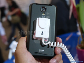 ZTE Nova 4.0 V8000 hands-on