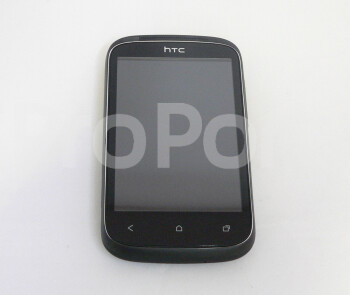 The yet-unannounced HTC Wildfire C