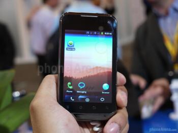 ZTE Nova 3.5 hands-on