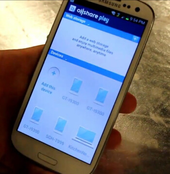 Samsung Galaxy S III possibly coming to T-Mobile