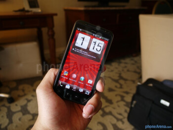 HTC EVO V 4G hands-on