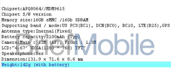 """LG LS970 """"Eclipse"""" for Sprint spotted again, rumored to feature quad-core Snapdragon S4, 2GB RAM, LTE"""