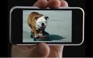 YouTube on a phone?