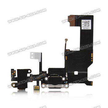 Parts allegedly belonging to the Apple iPhone 5