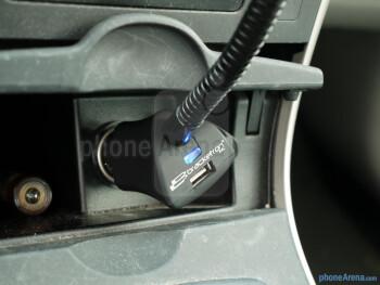 Bracketron Universal USB Power Dock Pro Flex hands-on