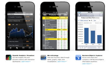 Popular business apps for the Apple iPhone 4S keep business users up to speed while out