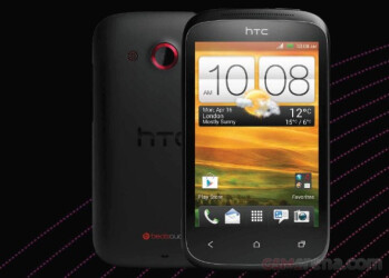 The HTC Desire C appeared on the web page of Vodafone Portugal