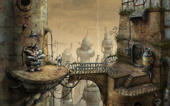 Steam-punk dreamworld Machinarium is now available on Android