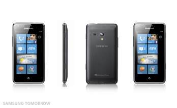The Samsung Omnia M can be pre-ordered from Italian retailer ePrice. Image courtesy of Samsung Tomorrow.