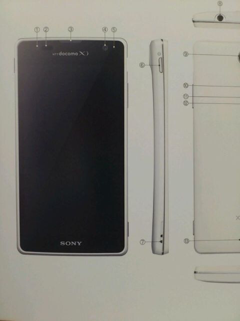 Sony Xperia GX to hit NTT DoCoMo in July, the Xperia SX in August