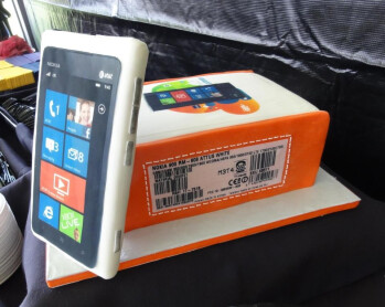 Have your Lumia cake and eat it too – literally!