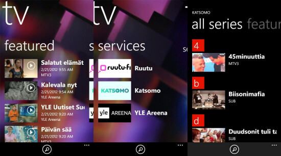 Nokia TV app is live and ready for Lumia devices, but it ...