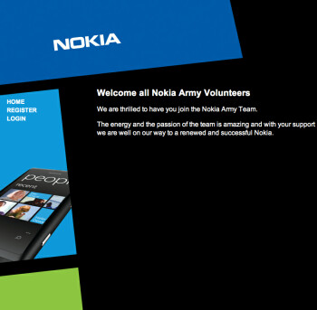 Nokia releases Nokia Army app for internal operatives