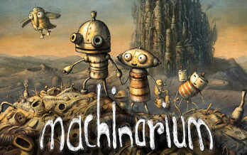 Machinarium for Android hands-on