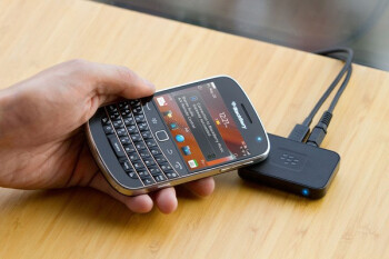 RIM's BlackBerry Music Gateway is setting its eyes for an arrival in June for $49.99