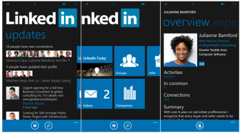Windows Phone 7.5 brings LinkedIn integration