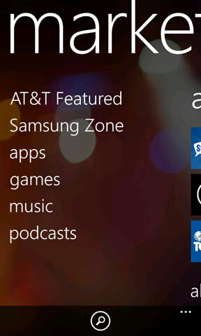 Marketplace improvements go together with WP 7.5 update - Microsoft tells Windows Phone users to update to Windows Phone 7.5
