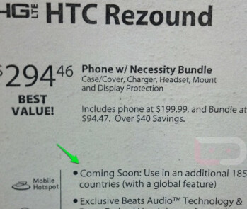 Verizon software update will take DROID 4, RAZR, and Rezound global
