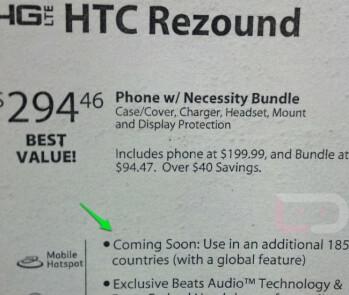 Verizon software update will take DROID 4, RAZR, and Rezound global