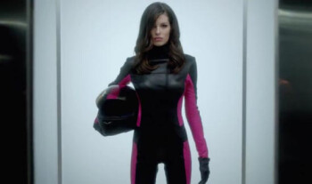Carly's new image personifies the new focus on being cutting-edge at T-Mobile (L), the Nokia Lumia 710, exc;lusive to T-Mobile (R)