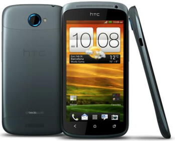 Before surgery, the HTC One S