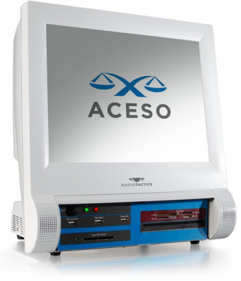 ACESO can extract smartphone data in a matter of minutes