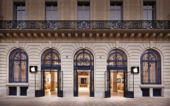 Another Paris based Apple Store