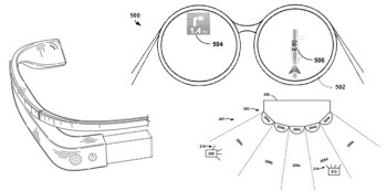 Google has received four patents for Google Glass