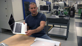 Apple's Jony Ive says current projects are their most important so far, talks Apple design