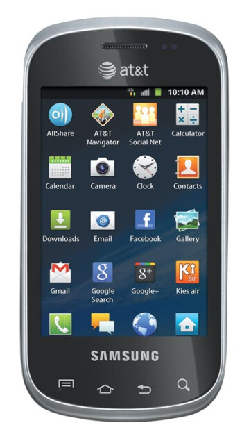 Samsung Galaxy Appeal is coming to Walmart as a prepaid GoPhone for $149.99