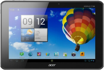 Carphone Warehouse will start selling the Acer Iconia A510 Olympic Tab in time for the Olympics