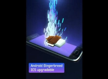 Samsung Galaxy Ace 2 will get Ice Cream Sandwich