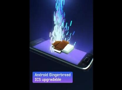Samsung Galaxy Ace 2 will get Ice Cream Sandwich - Samsung Galaxy Ace 2 is upgradable to Ice Cream Sandwich, video reveals