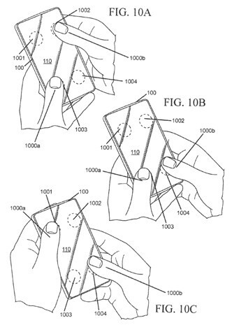 RIM patent application reveals work on possible uninteresting feature, device unlock