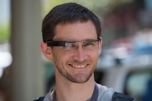 What's in the Glass: more details about Google's Project Glass surface