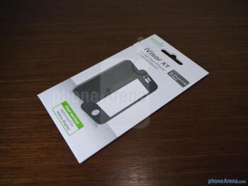 Moshi iVisor XT hands-on