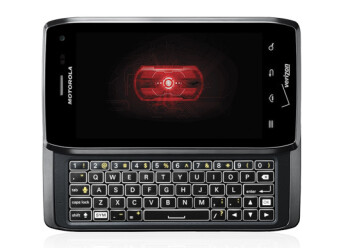 The Motorola DROID 4 replaced the DROID 3