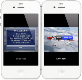 Dater iPhone tweak adds ability to date and time stamp photos