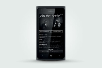 Phones4U details Nokia Lumia 900 – The Dark Knight Rises Limited Edition