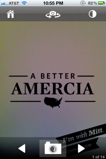 Mitt Romney's iPhone app spells America wrong, Twitter rage ensues
