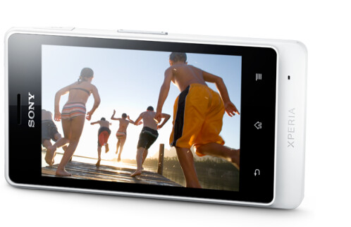 Sony Xperia advance announced: rugged meets stylish