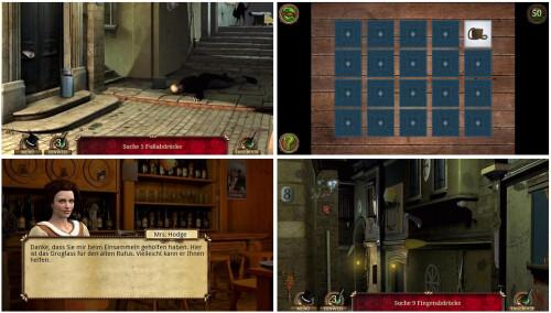 Jekyll & Hyde Hidden Object